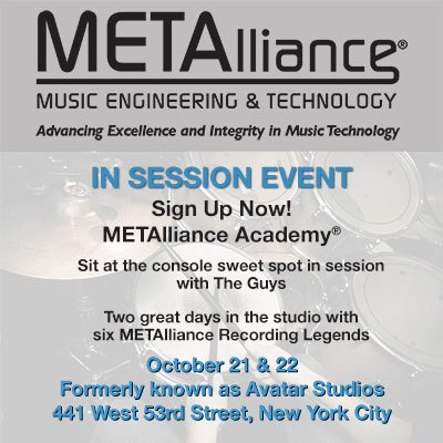 Met alliance in session event 2017